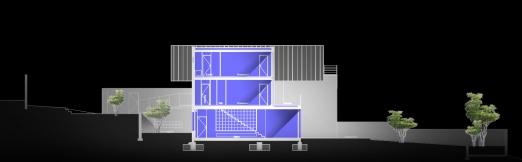 Maison meudon dk architectes for Appartement et maison meudon
